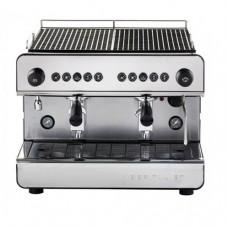 Классическая кофемашина Iberital IB7 2 Gr Compact