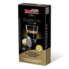 Капсулы Nespresso Qualita Oro 10шт