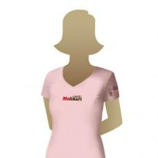 Футболка с логотипом Женская