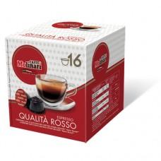 Капсулы COFFEE  DG ROSSO 16шт