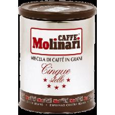 Caffe Molinari Cinque Stelle 250гр