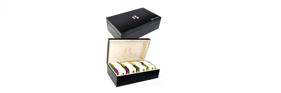 Подарочный набор чая Bibendum