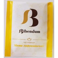 Bibendum Tea Мята марокканская 150 пакетиков