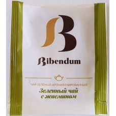 Bibendum Tea Зелёный чай с жасмином 150 пакетиков