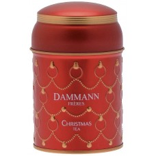 Dammann Christmas Tea Red 100гр