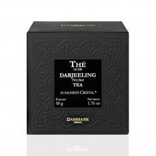 Dammann Sachet Cristal Darjeeling First Flush 25 пакетиков