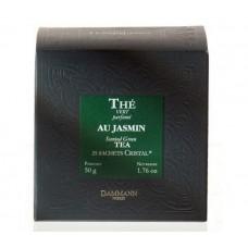 Dammann Sachet Cristal The Vert au Jasmin 25 пакетиков