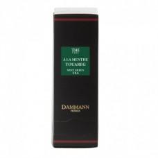 Dammann Sachet Cristal The Vert A La Menthe 24 пакетика