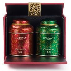 Подарочный набор Dammann Christmas tea / Рождественский чай